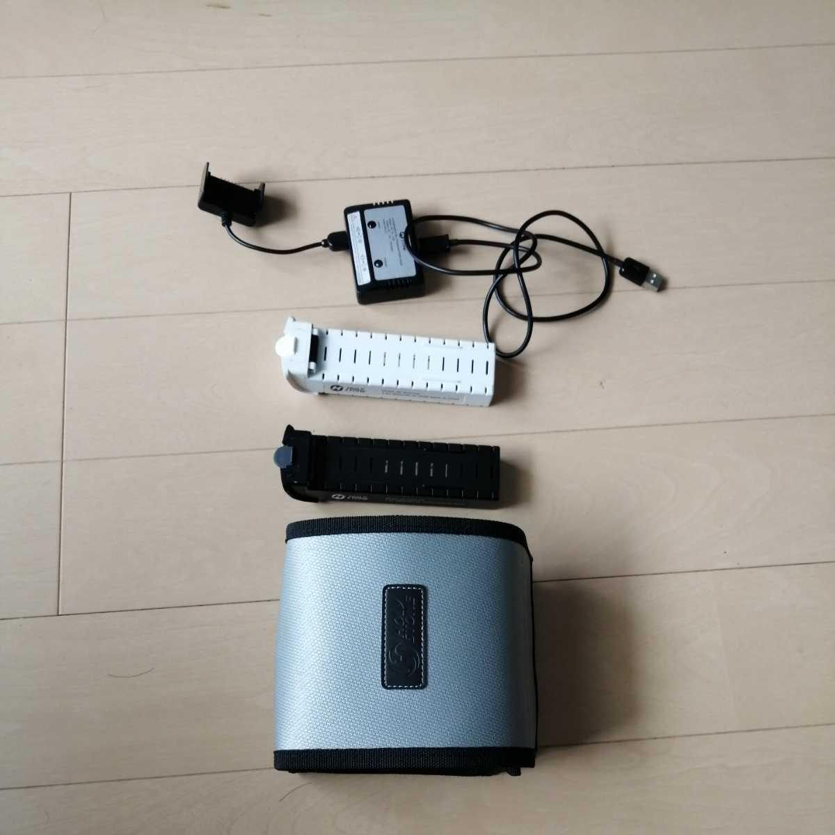 ドローン ホーリーストーンHS700用バッテリー2個セット