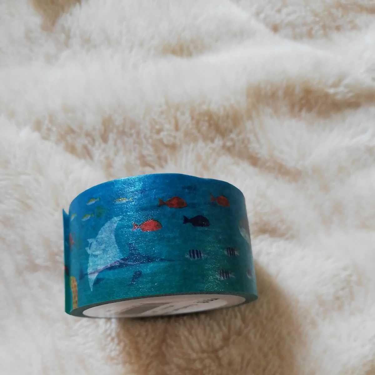 おまけ付★マスキングテープ 海_画像3