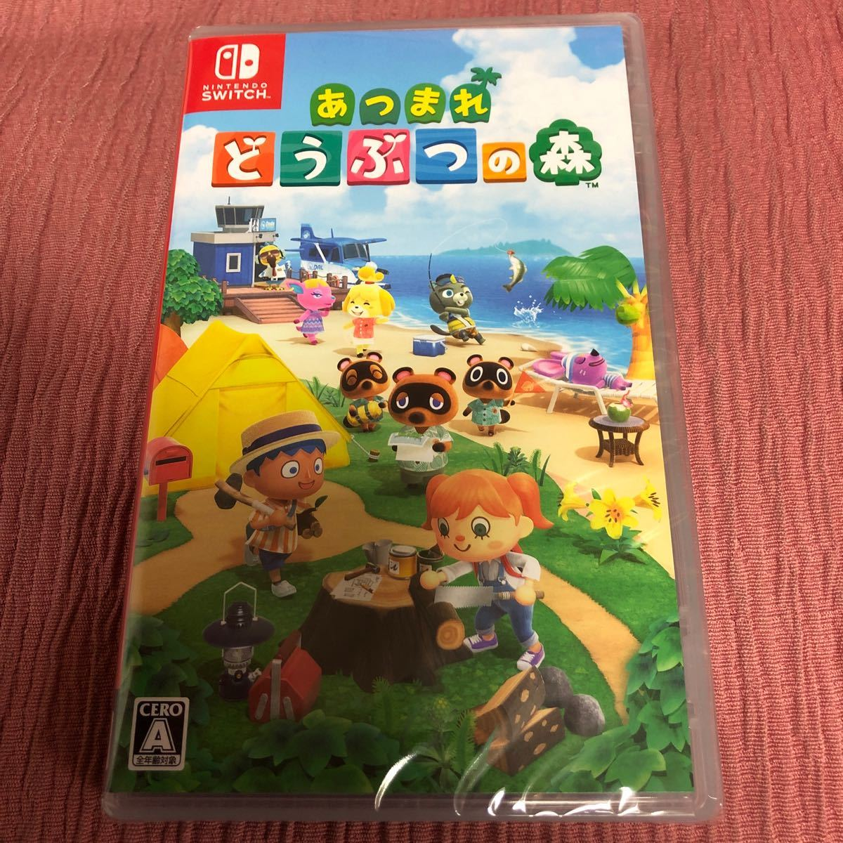 Nintendo Switch あつまれ どうぶつの森 ソフト