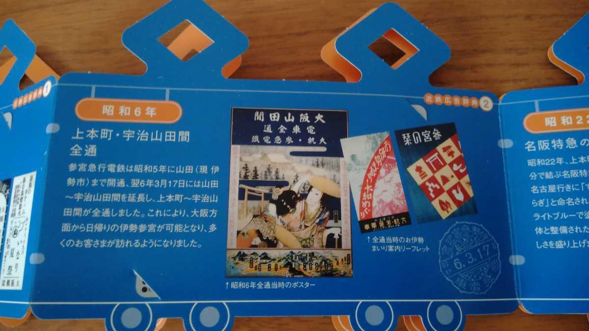 <スルッとKANSAI>近鉄 創業100周年記念_画像3