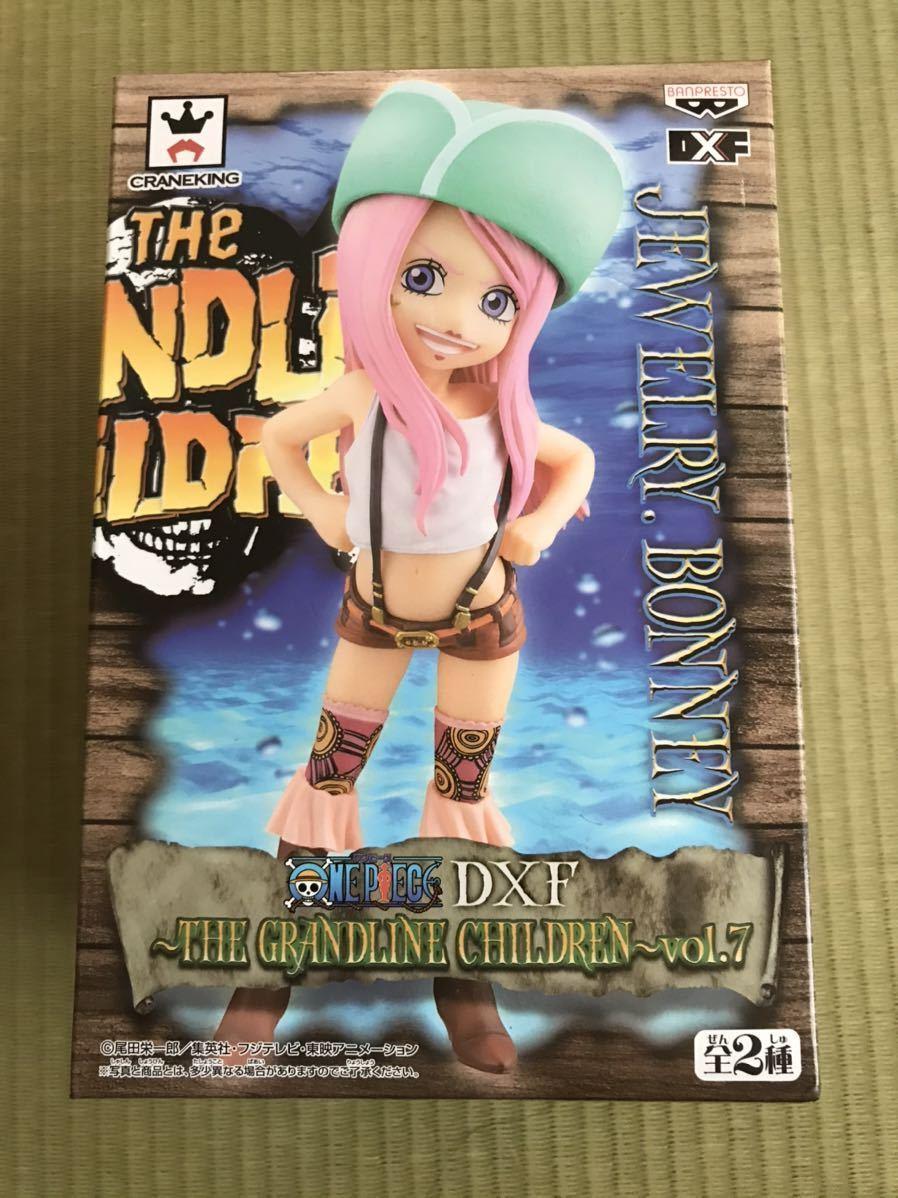 ワンピース DXフィギュア THE GRANDLINE CHILDREN vol.7 ボニー_画像1