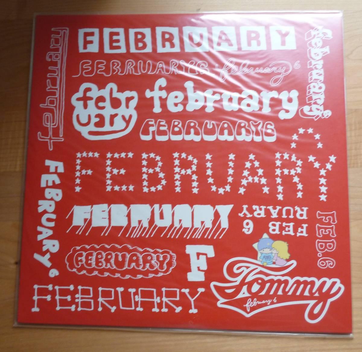 新品 Tommy february6 je t'aime ★ je t'aime & Love is forever & MaGic in youR Eyes & Tommy heavenly6 Wait till I can dream 4枚_画像2
