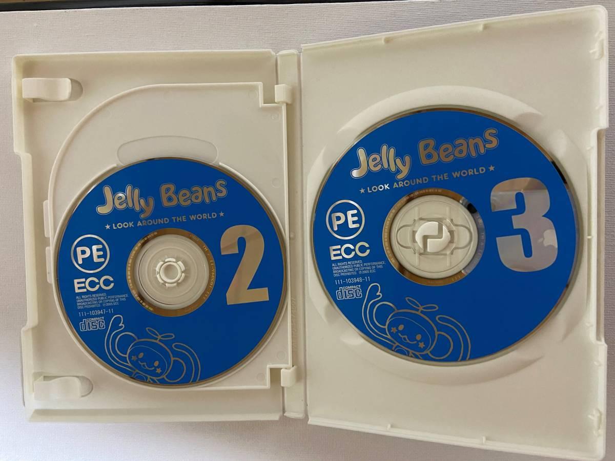 【中古品】ECC Jelly Beans PE CD【送料無料】_画像4