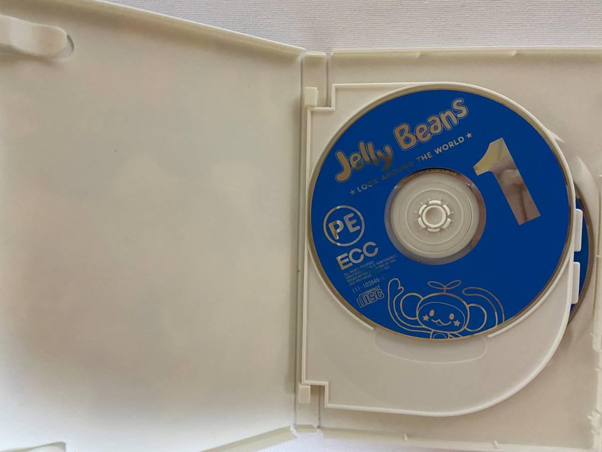 【中古品】ECC Jelly Beans PE CD【送料無料】_画像3