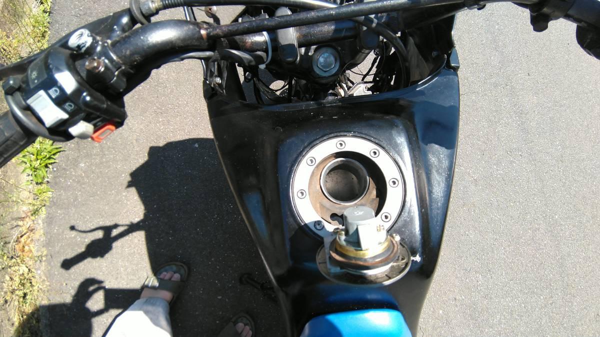 「TDR 80 DT200WR エンジン搭載車 35馬力 」の画像3