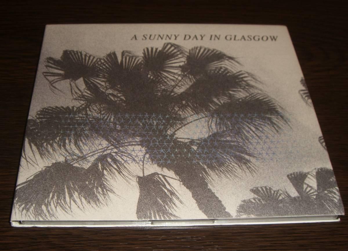 ☆ A SUNNY DAY IN GLASGOW / SEA WHEN ABSENT 輸入盤CD ☆2014年 THE PAINS OF BEING PURE AT HEART M83 Ulrich Schnauss War On Drugs_画像1
