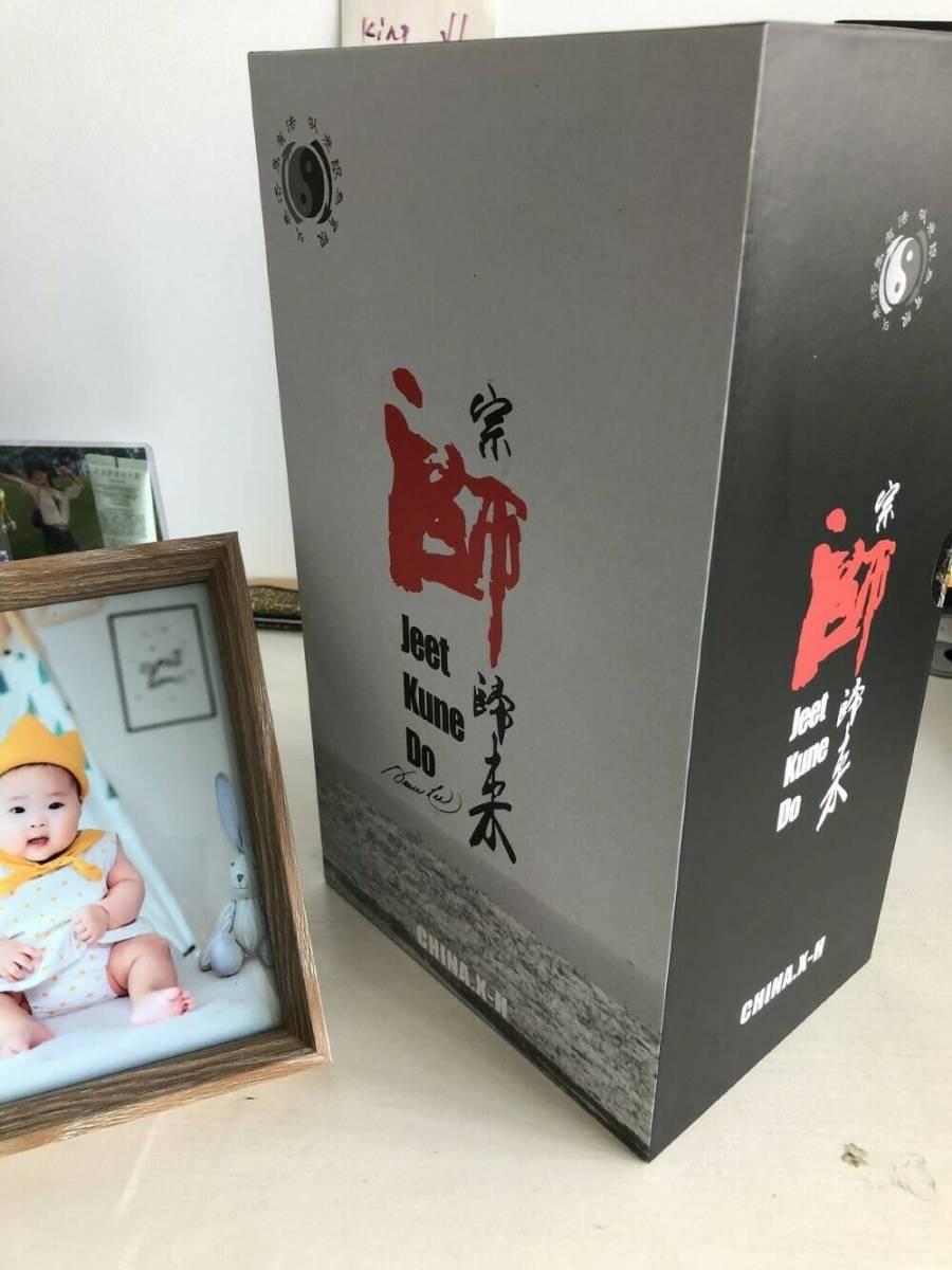 海外 限定 送料込み ブルース・リー CHINA.X-H Bruce Lee The Return of The Kung Fu Master Statue Figure Limited 750フィギュア _画像4