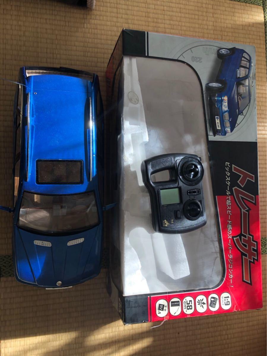 【年代物】ラジコンカー トレーサー