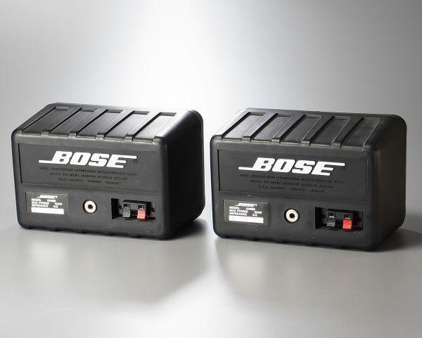 TA8775 BOSE/ボーズ 101MM スピーカーシステム ペア 現状渡し_画像3