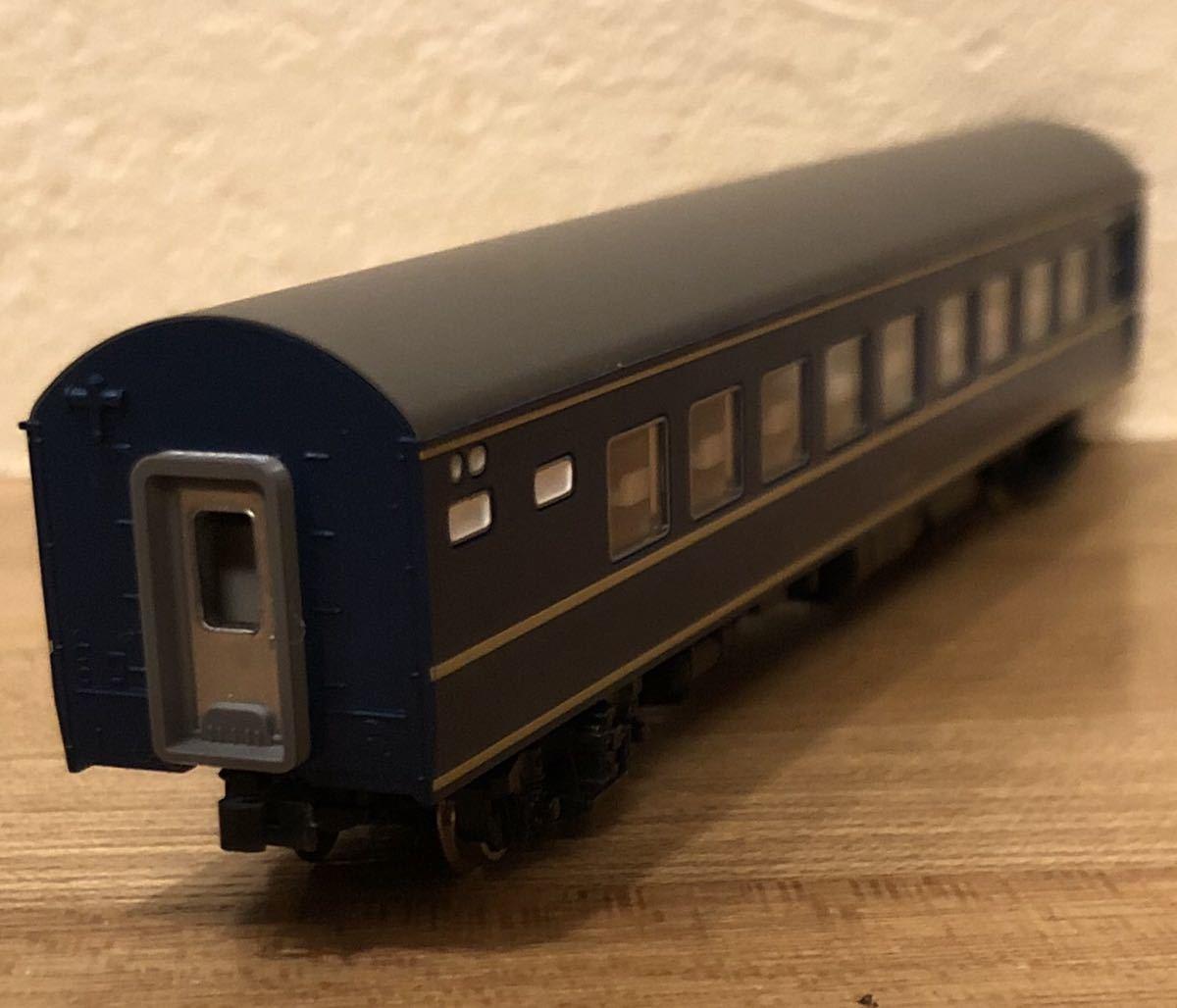 KATO 国鉄 20系 ナハネ20-81 特急寝台客車