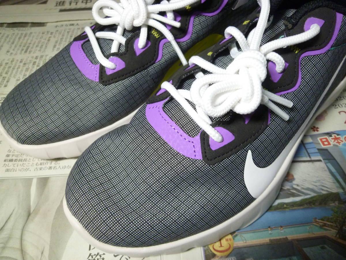② 国内正規品 新品未使用品 26.5㎝ Nike EXPLORE STRADA ナイキ エクスプローラー ストラーダ カジュアルシューズ ランニングシューズ
