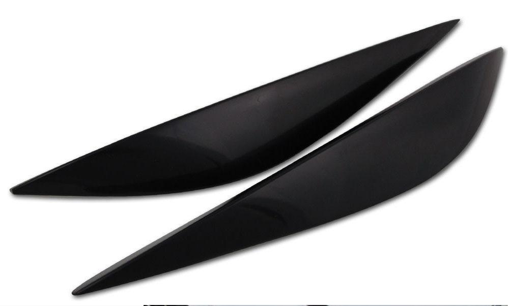ベンツ Cクラス W204 セダン アイライン アイリッド 未塗装 前期_画像6