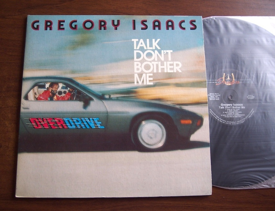 【LP】Gregory Isaacs / Talk Don't Bother Me_画像1