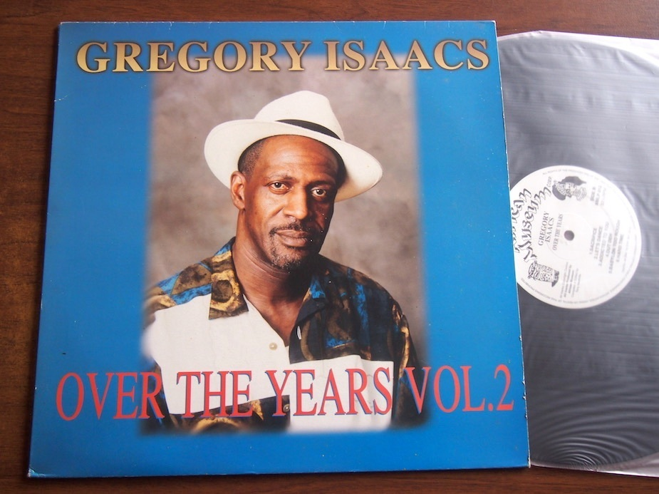 【LP】Gregory Isaacs / Over The Years Vol 2_画像1