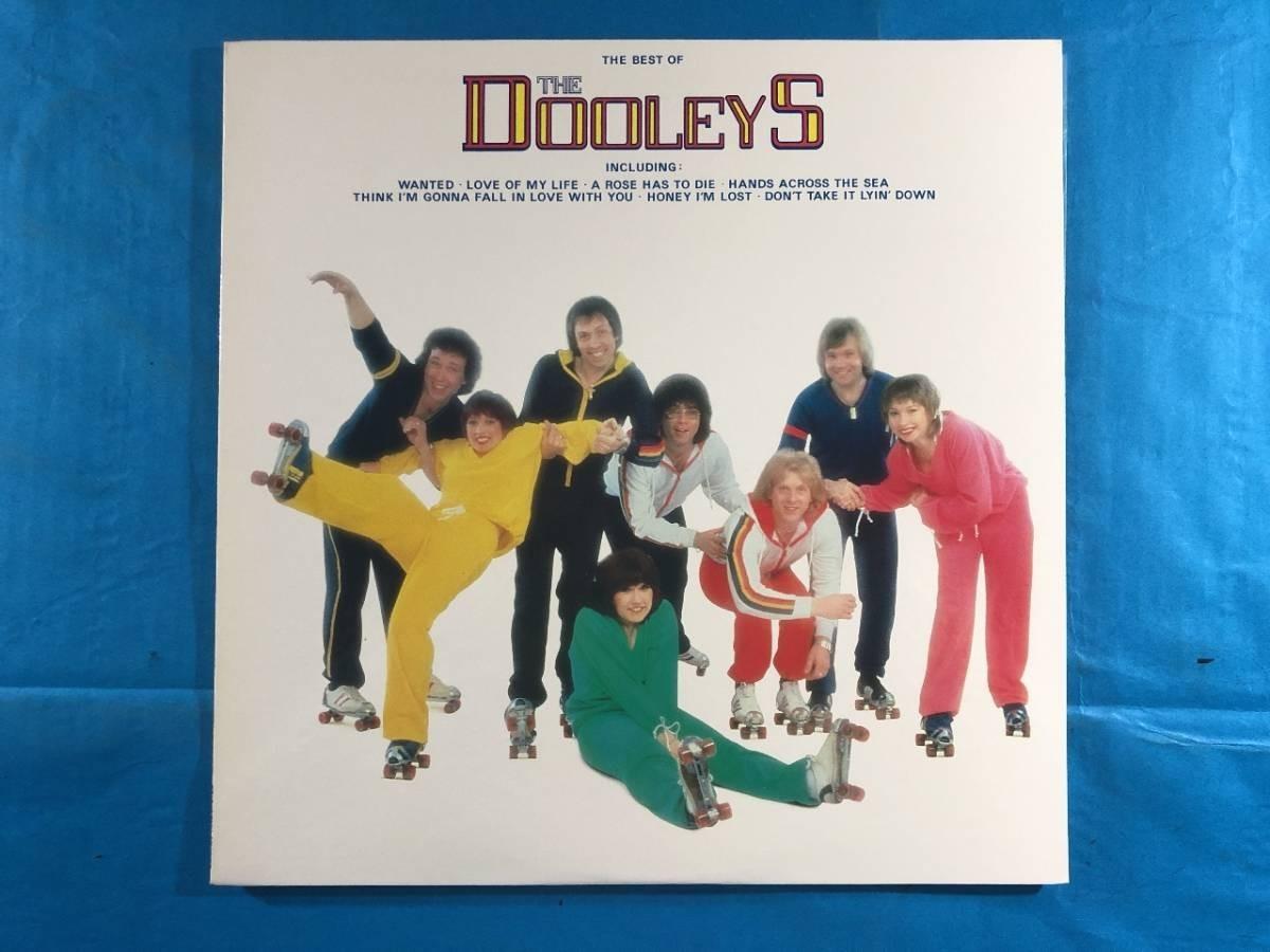 584 A0422 ザ・ドゥーリーズ Dooleys 1979年LPレコード ベスト・オブ・ザ・ドゥーリーズ The Best of Dooleys 中古美盤 国内版 ポップ_画像1