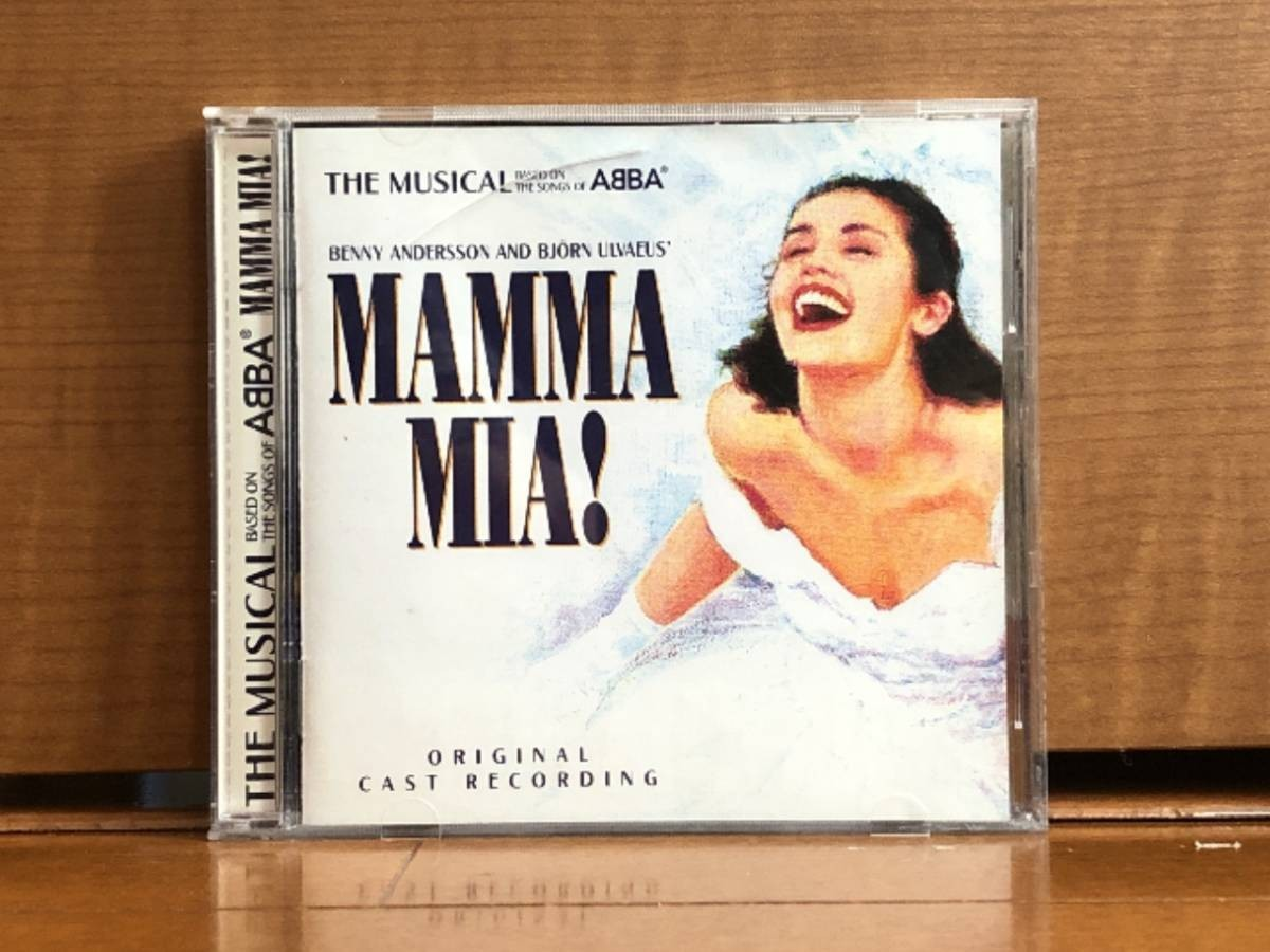 2101 A2661 Various Artists オムニバス CD「Mamma Mia! マンマ・ミーア!」中古良品 輸入盤_画像1