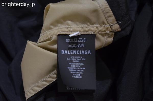 ■BALENCIAGA ナイロンジャケット■バレンシアガ アノラック_画像6