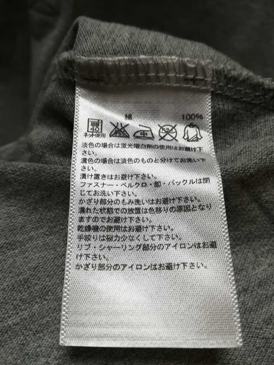 adidas neo アディダス ネオ グレー色の半袖ポロシャツXSサイズ