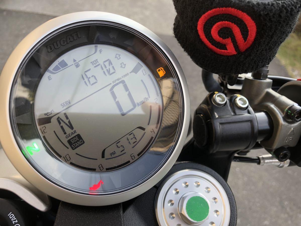 「ドカティ スクランブラー900ccカフェレーサー 2019年登録 KTMハーレーBMWハスク」の画像3