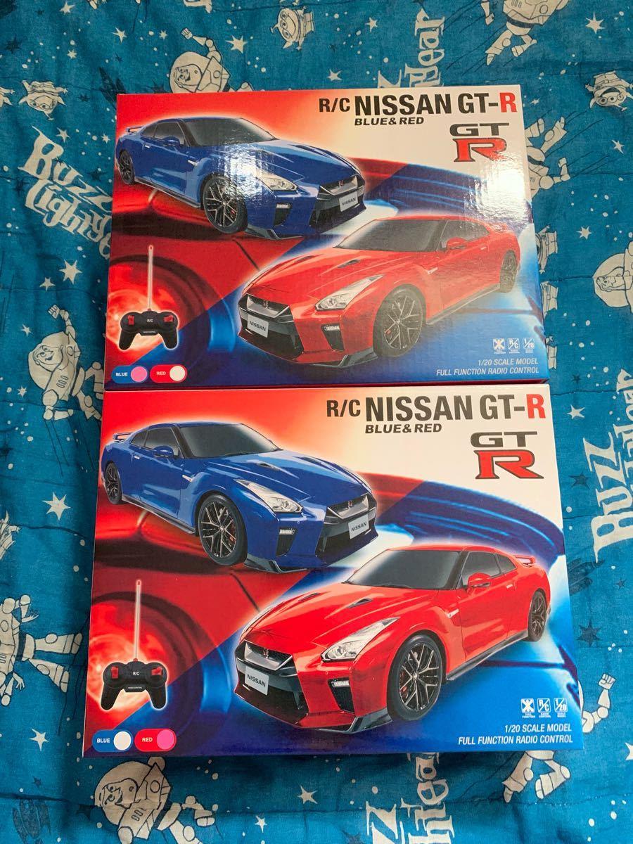 ラジコン GT-R