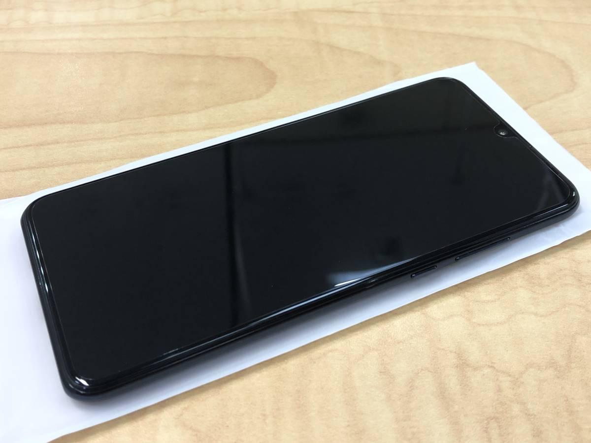 1円~ 新品未使用 HUAWEI P30 lite Y'Mobile ワイモバイル MAR-LX2J ブラック 判定○ 本体 携帯電話_画像2