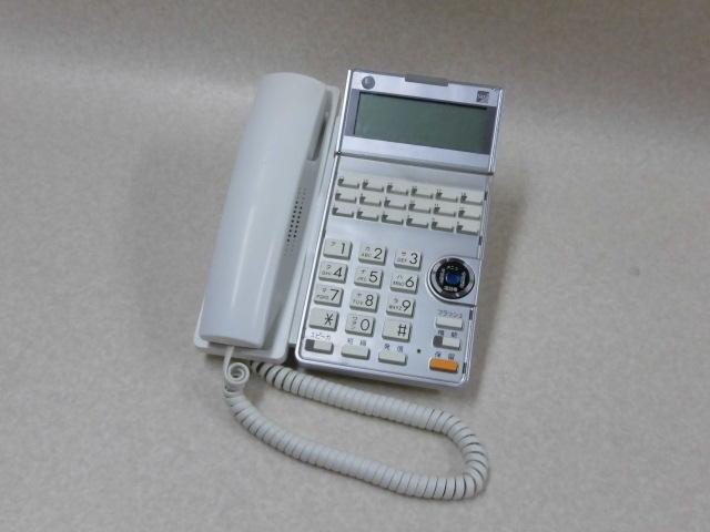 Ω ZZM1 9850◆) 保証有 13年製 きれいめ SAXA サクサ AGREA HM700 TD615(W) ・祝10000取引突破!!_画像1