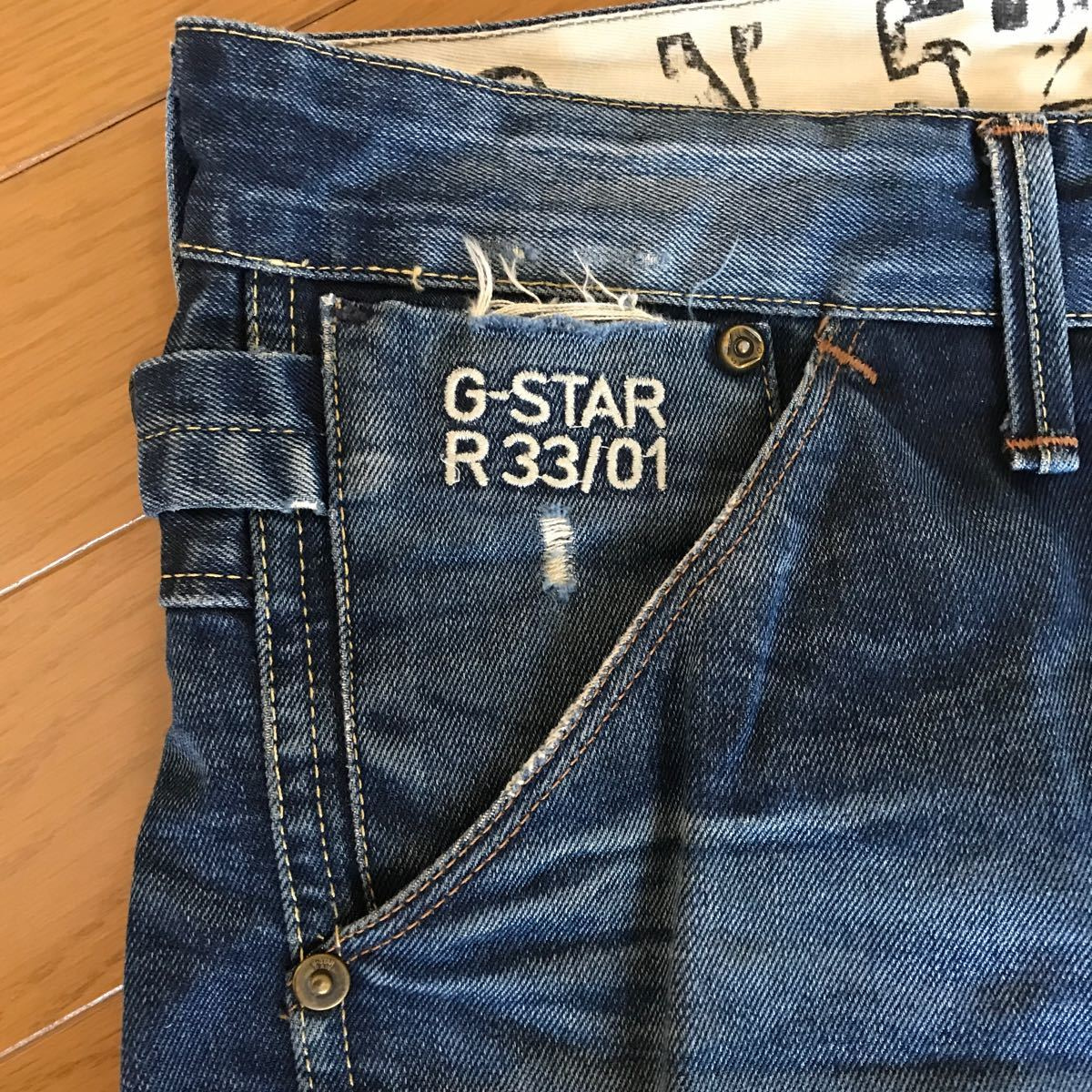 デニムパンツ G-STAR RAW