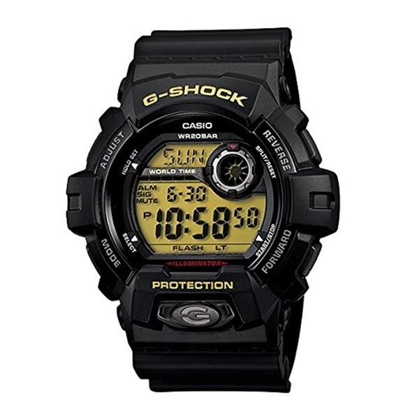 【海外モデル】カシオ G-SHOCK Gショック ジーショック 腕時計 メンズ ビックケース デジタル 多機能 防水 ブラック 黒 G-8900-1_カシオ ジーショック 時計 ブラック