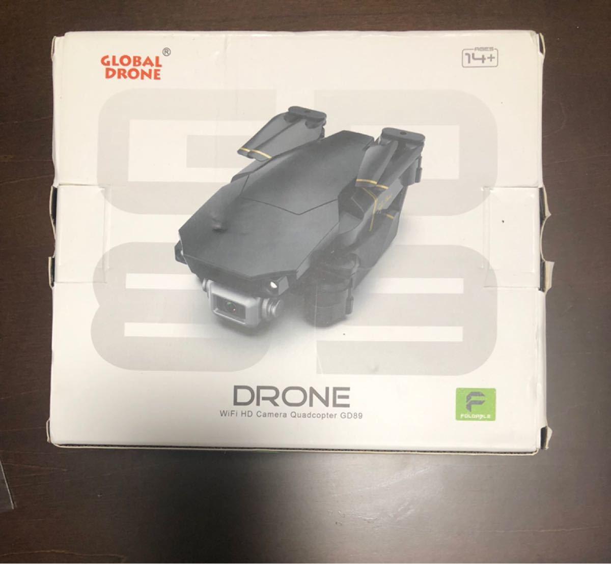 折り畳み式 ドローン フルHD 1080h 新品 未使用 未開封 価格相談ok