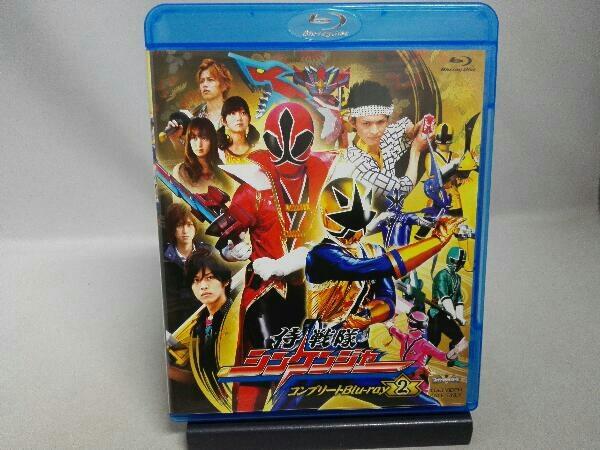 スーパー戦隊シリーズ 侍戦隊シンケンジャー コンプリートBlu-ray2(Blu-ray Disc)_画像1