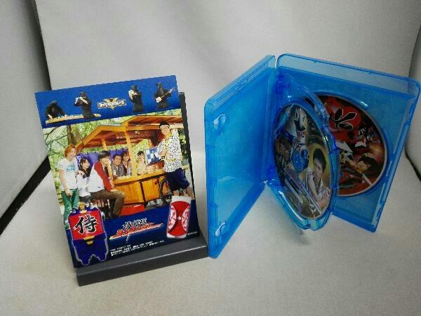 スーパー戦隊シリーズ 侍戦隊シンケンジャー コンプリートBlu-ray2(Blu-ray Disc)_画像3