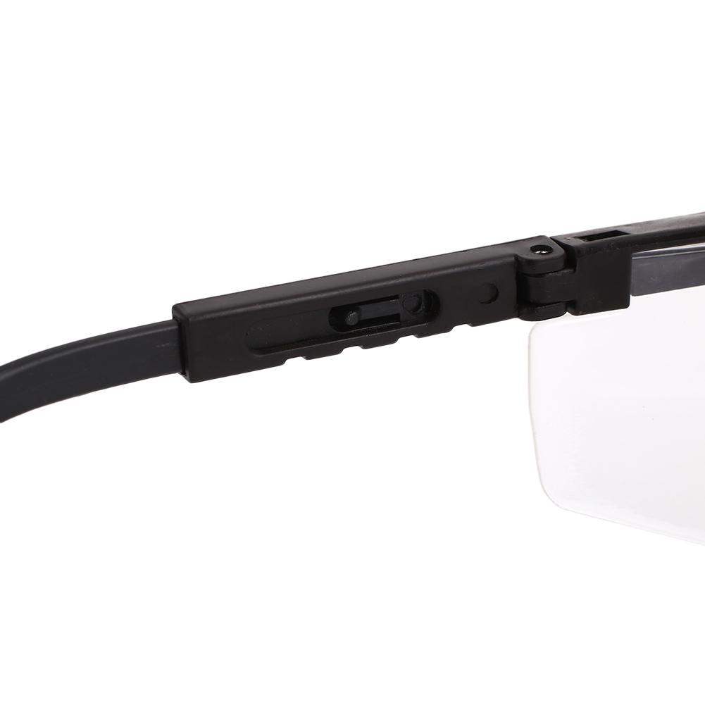 【1個】即納 保護メガネ 保護ゴーグル ウイルス対策 感染予防 ゴーグル 花粉症対策 飛沫感染予防 兼用 防塵 防護ゴーグル 眼鏡 作業_画像4