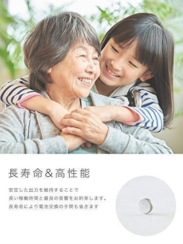 【送料無料/最終在庫】 EXTRA POWER 【2019年最新モデル】補聴器用空気電池 PR41(312) 10パック(60粒入り) 高品質 ドイツ製_画像3