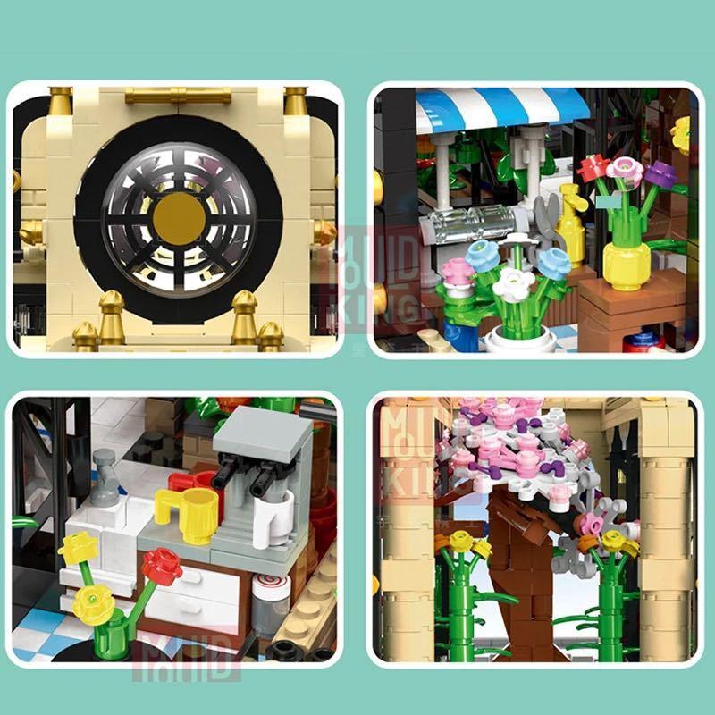 LEGO互換 植物園_画像4