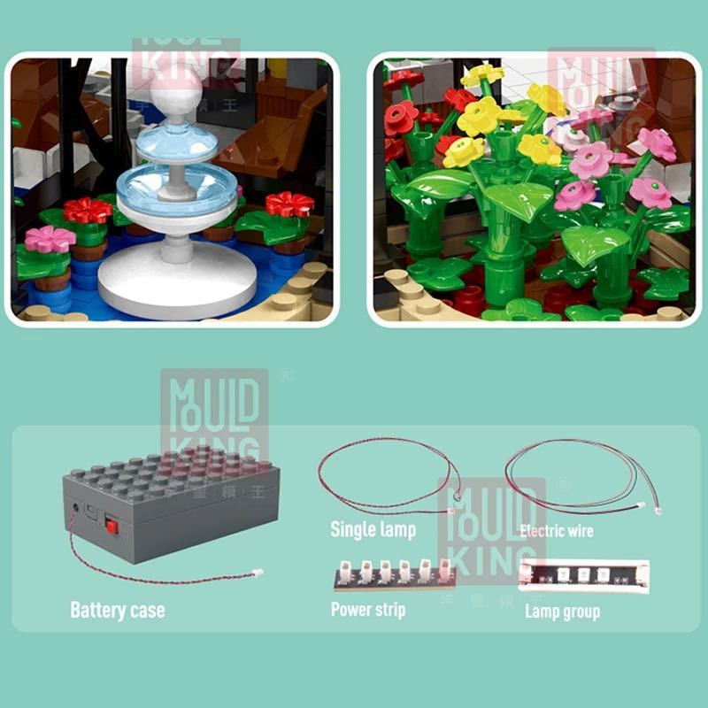 LEGO互換 植物園_画像5