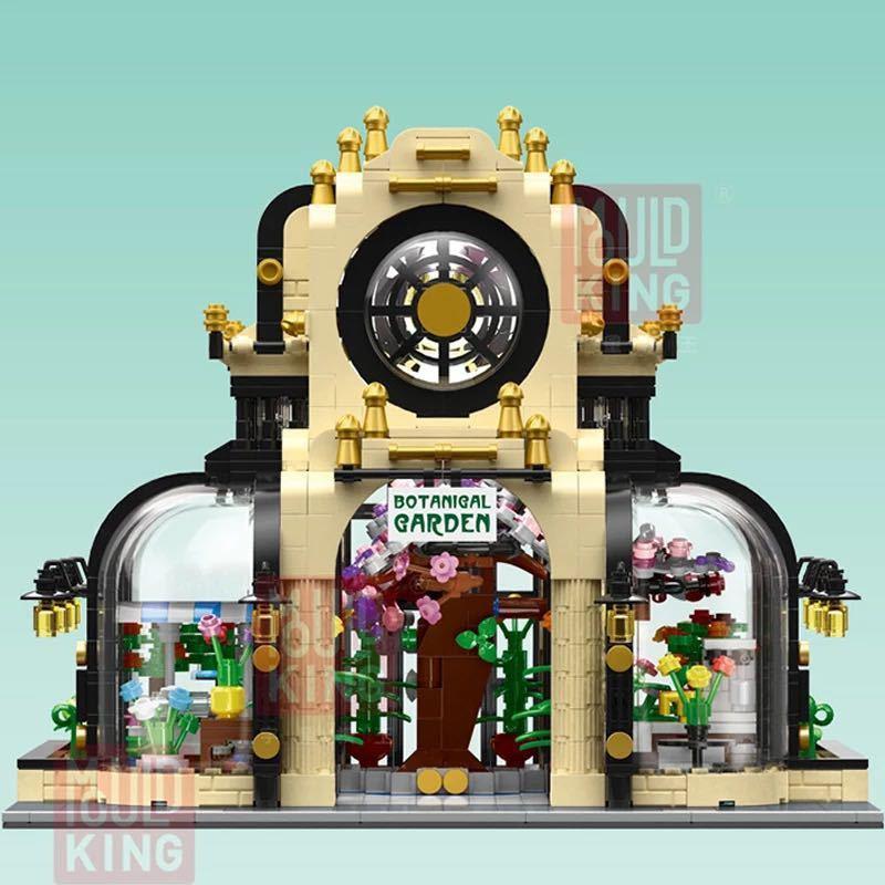 LEGO互換 植物園_画像3