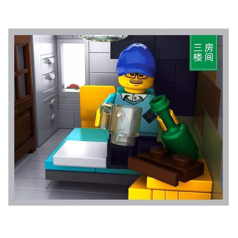 LEGO互換 自転車店 総額16000円_画像2