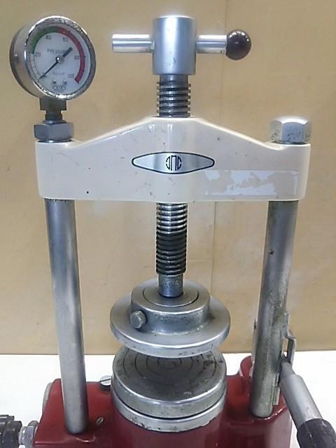 【1円スタート!】モリタ フラスコプレス 油圧プレス 型式不明 歯科技工 ハ2112_画像3