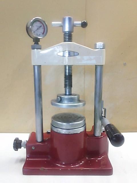 【1円スタート!】モリタ フラスコプレス 油圧プレス 型式不明 歯科技工 ハ2112_画像2