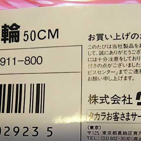 未開封 ひみつのアッコちゃん うきわ 浮き輪 新品 レア_画像5