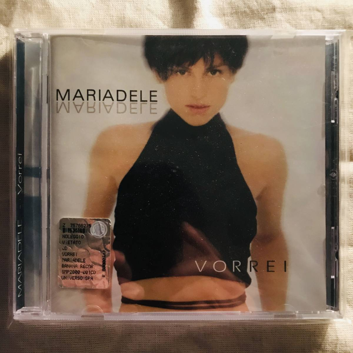 【CD Album】Mariadele/Vorrei Italy盤 Gabrielle/I Wish カバー