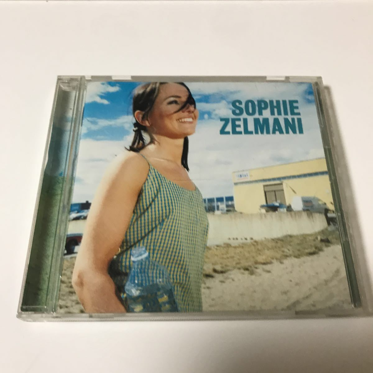 ソフィー・セルマーニ SOPHIE ZELMANI 日本盤全12曲収録 CDアルバム_画像1