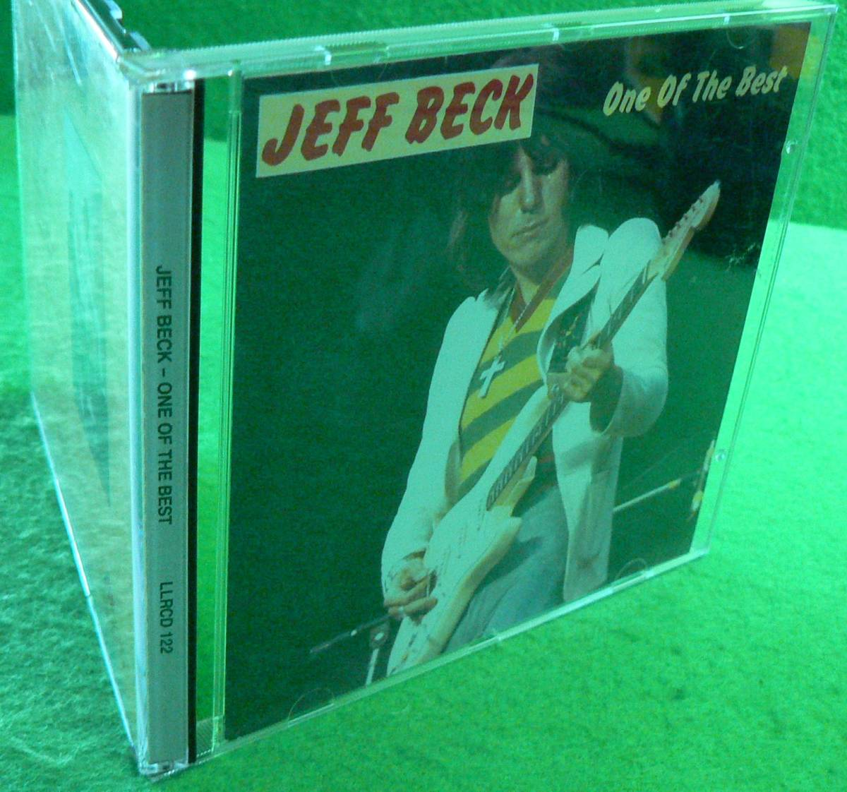 ★CD★ジェフ・ベック★Jeff Beck★One Of The Best★エリック・クラプトン★1971★
