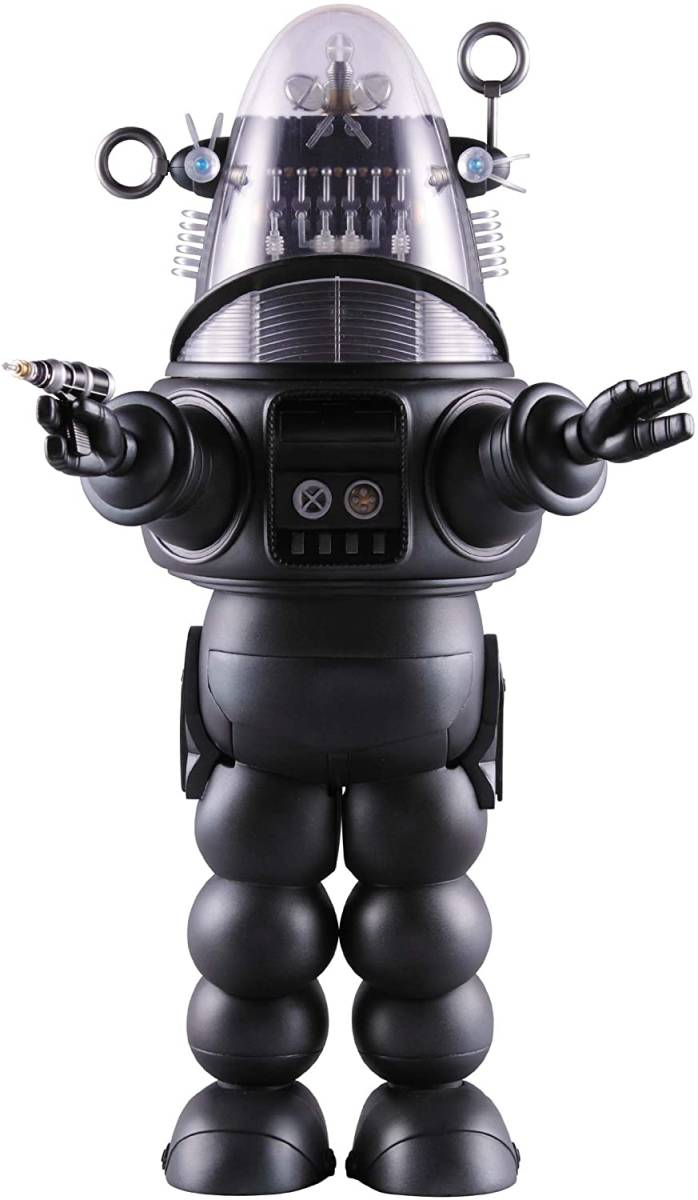 Xプラス 12インチ ロビー ザ ロボット 完全未開封品!!レア!!エクスプラス。ROBBY THE ROBOT。X-PLUS。