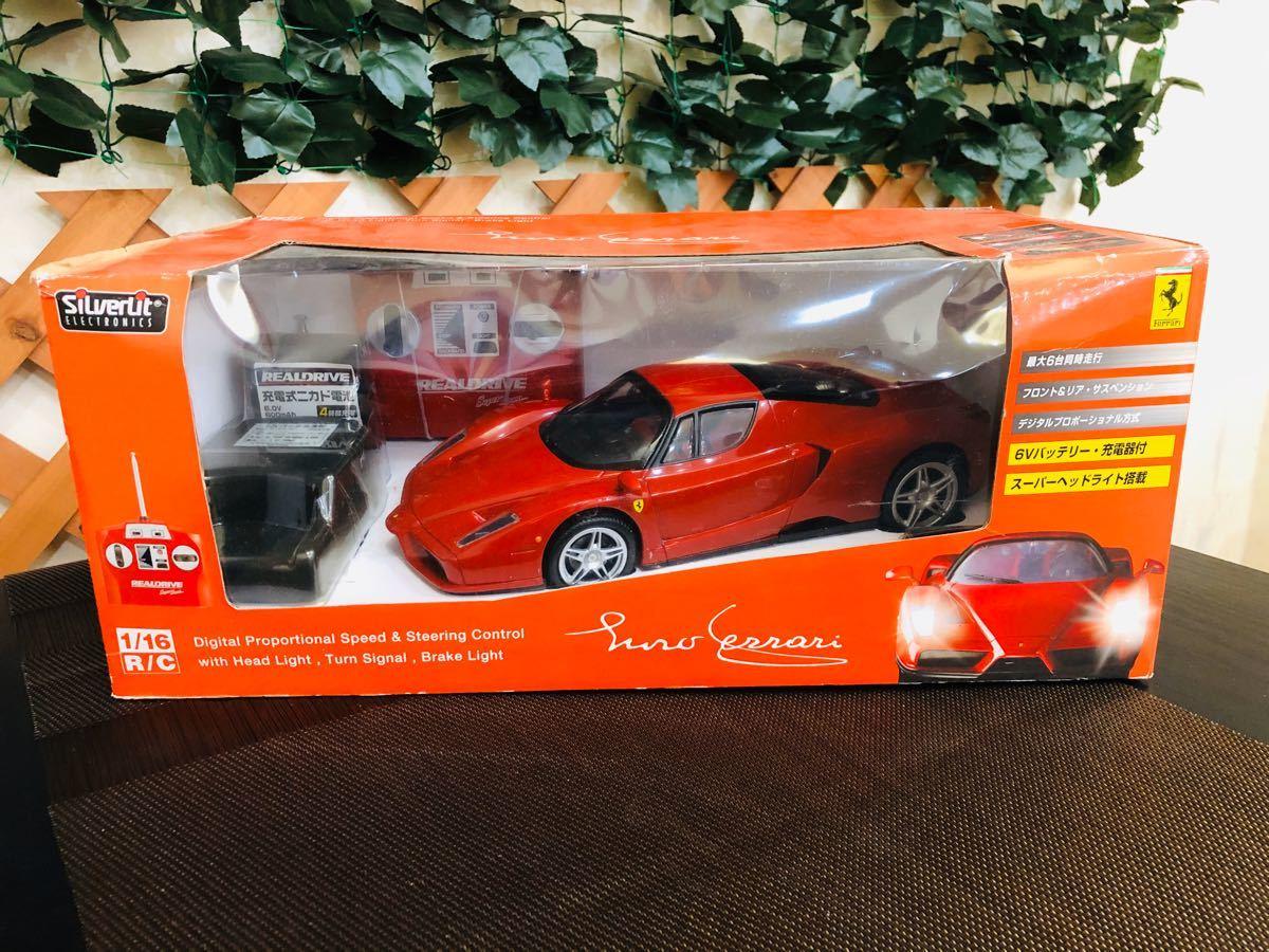Ferrari フェラーリ ラジコン 1/16 未使用