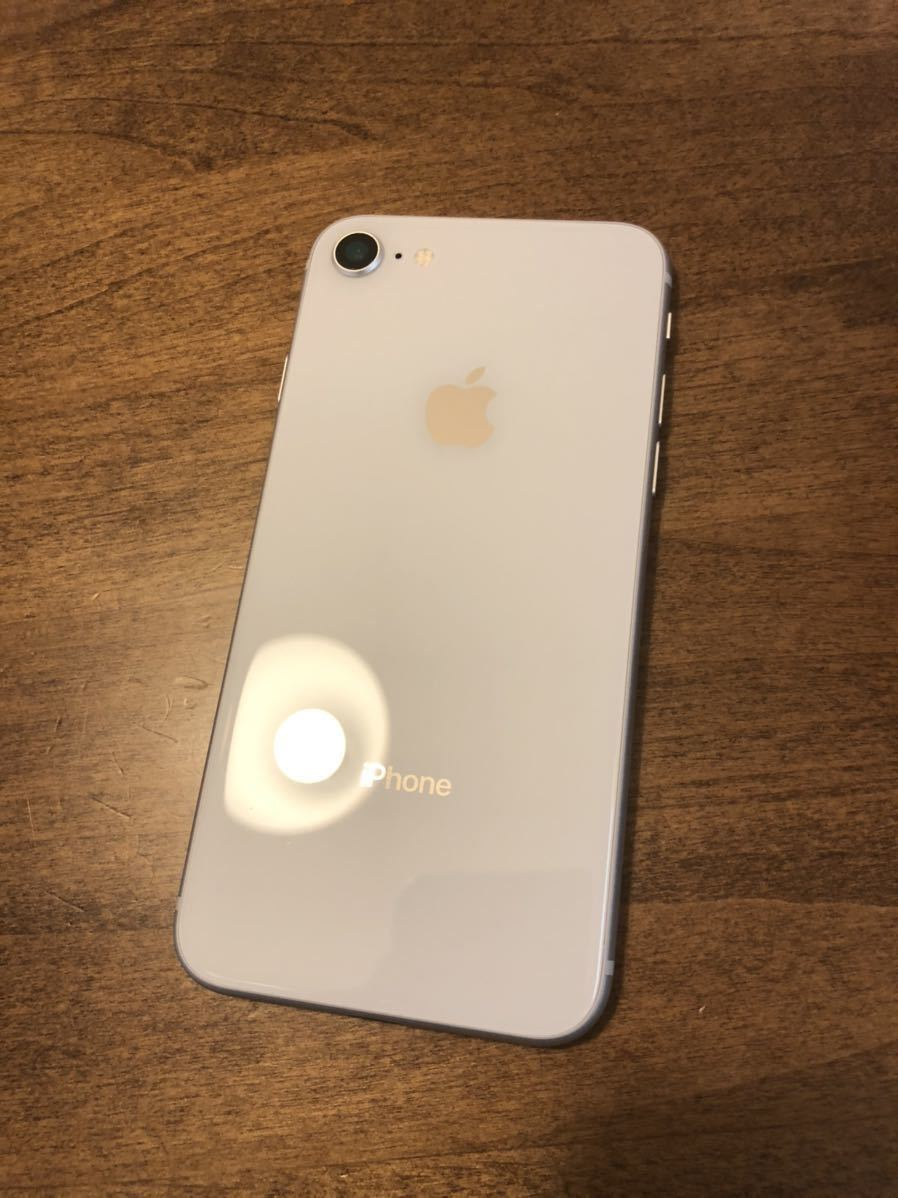iPhone 8 Silver 256 GB SIMフリー 美品_画像4