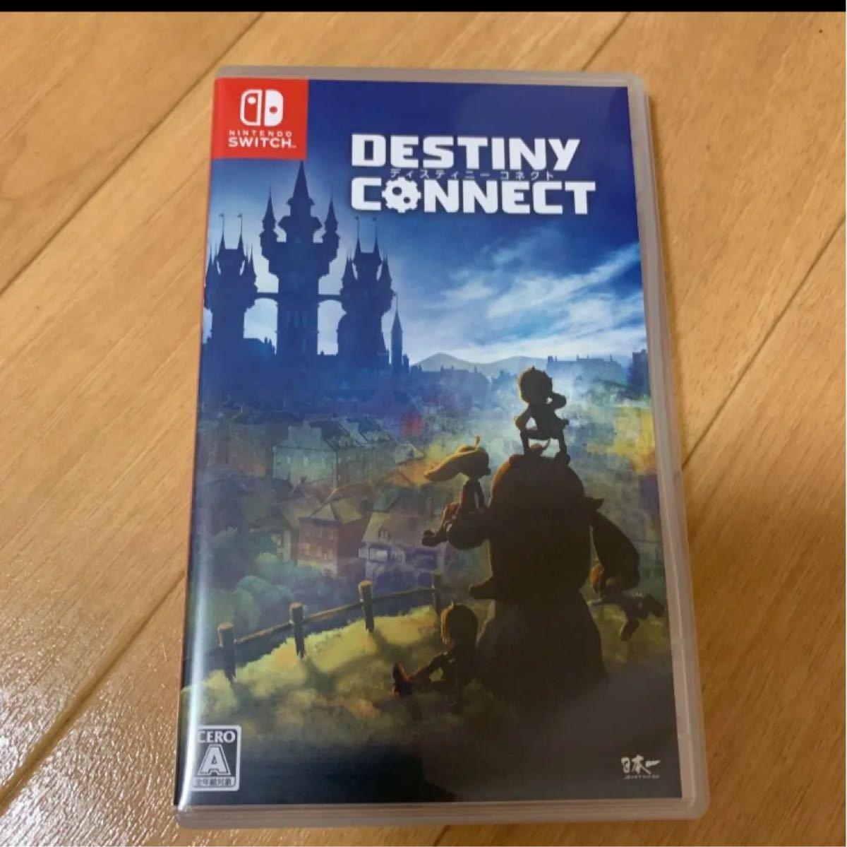 Switch ディスティニーコネクト Nintendo Switch