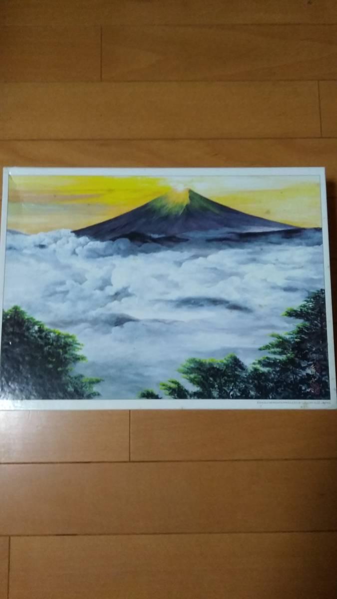 ジグソーパズル1,000ピース4品 500ピース2品 尾瀬 富士 犬 等々です _画像5