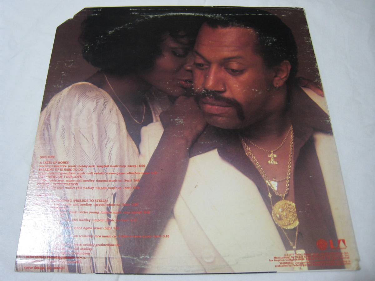 【LP】 J.R. BAILEY / LOVE & CONVERSATION US盤 J.R.ベイリー THAT'S LOVE 収録_画像3