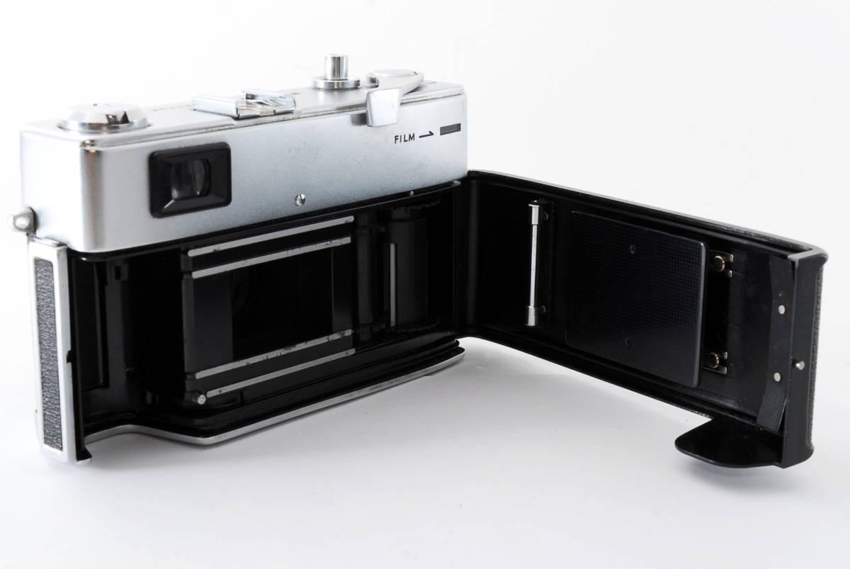 【即決 現状品】Minolta Hi-matic 7s Film Camera w/45mm f1.8 Lens #1102 ミノルタ 36@wi_画像7